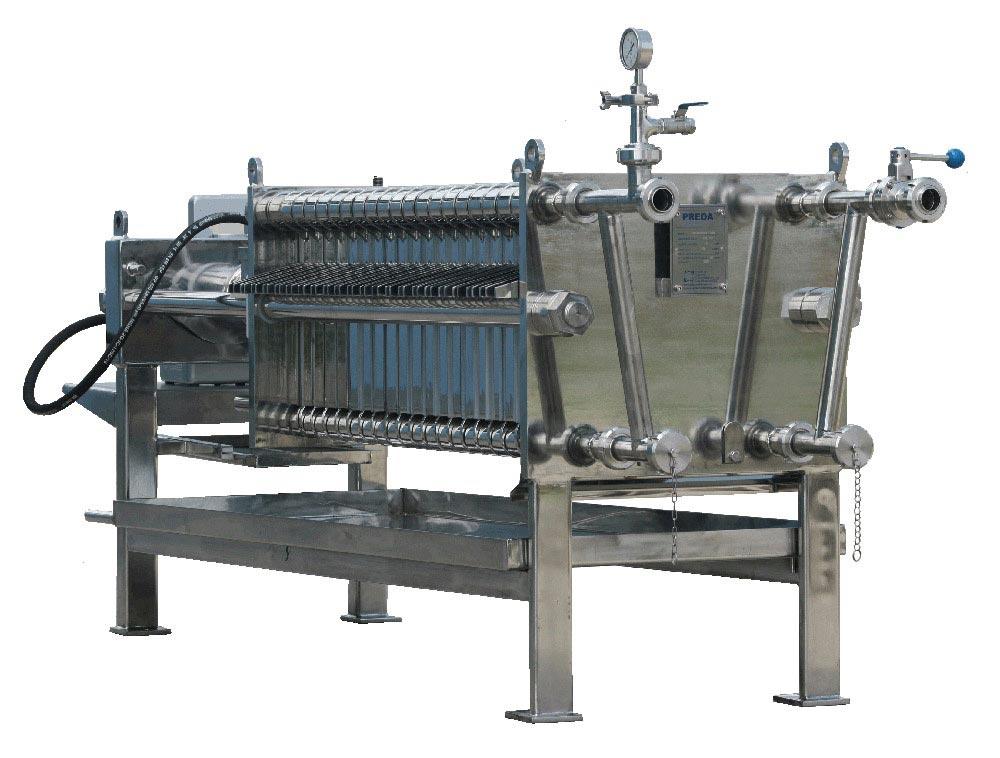 Filter press (plate frame)