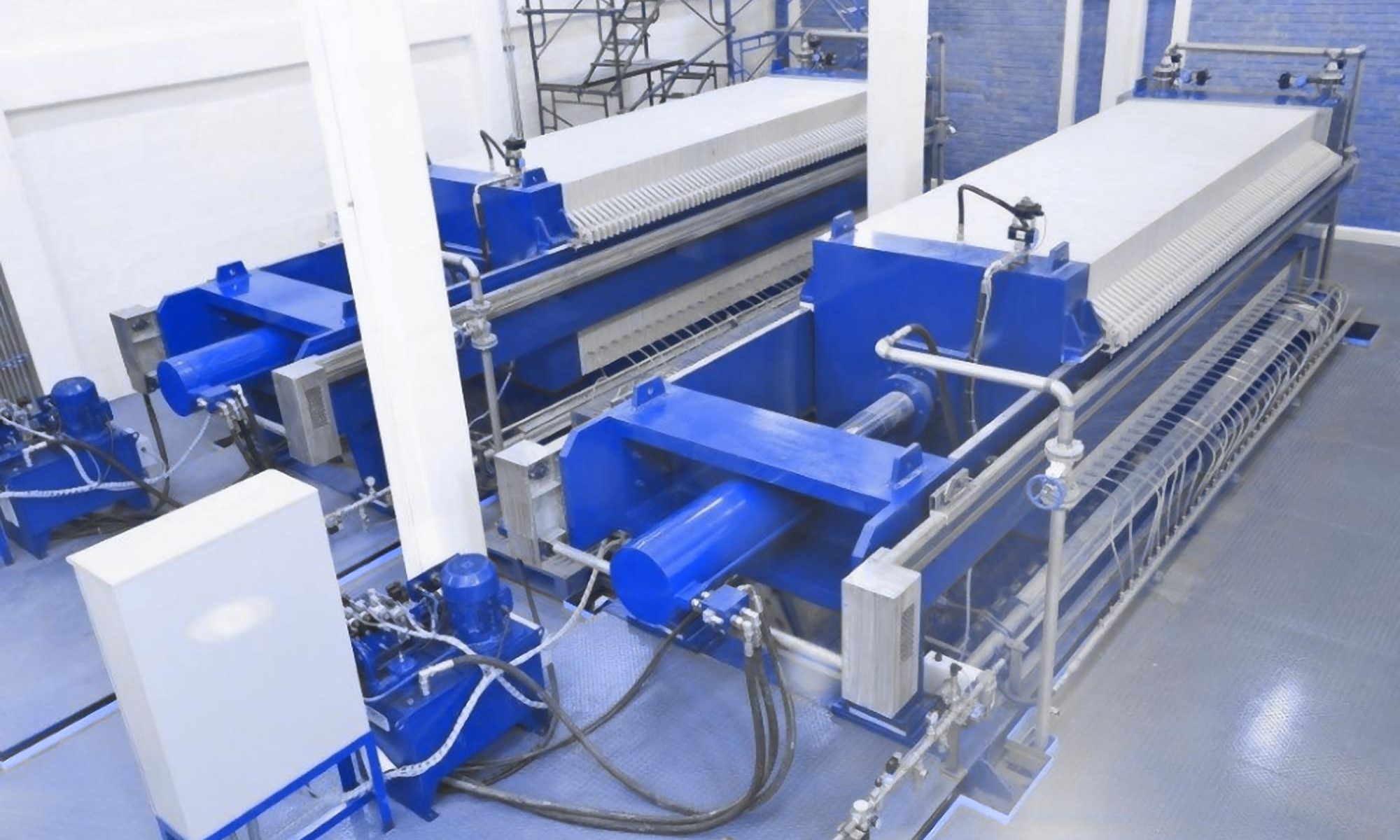 Products - Filter press